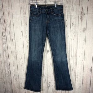 Citizen Of Humanity Low Rise Bootcut Jeans